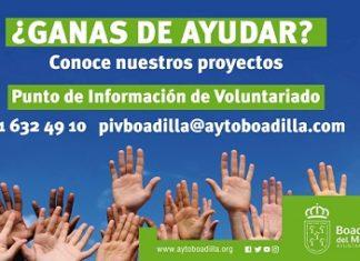 Voluntariado-Boadilla