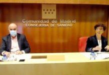comparecencia Antonio Zapatero comunidad de madrid